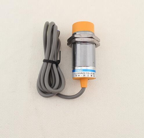 CHIIB M30 Inductive Proximity Switch Sensors DC6-36V 3Wire NO NC NPN PNP DC 300mA Detection Distance 15mm LJ30A3-15-Z/BX AX BY AY