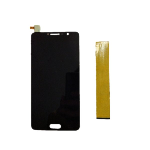 Wholesale- 5.5inch 100% warranty For Alcatel One Touch Flash Plus 2 LCD Display+Digitizer Touch Screen Replacement Accessories Cellphone