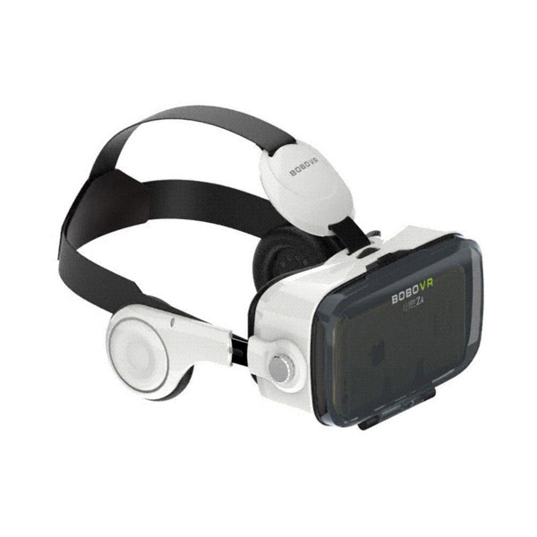 [Genuine] BOBOVR Z4 3D VR Glasses Virtual Reality Glasses 3D Video Google Cardboard Headset for iPhone Android 4.7-6 inch