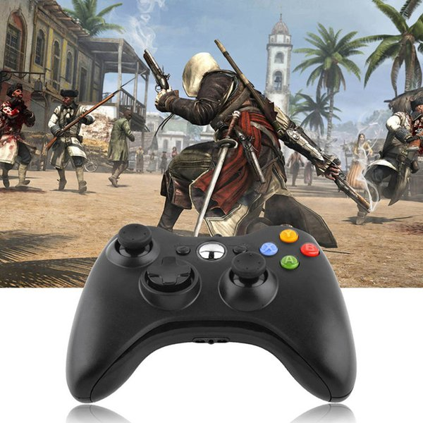Xbox 360 Game Controller USB Wired Xbox Gamepad Joypad For Xbox 360 PC Windows 7XP With Retail Package