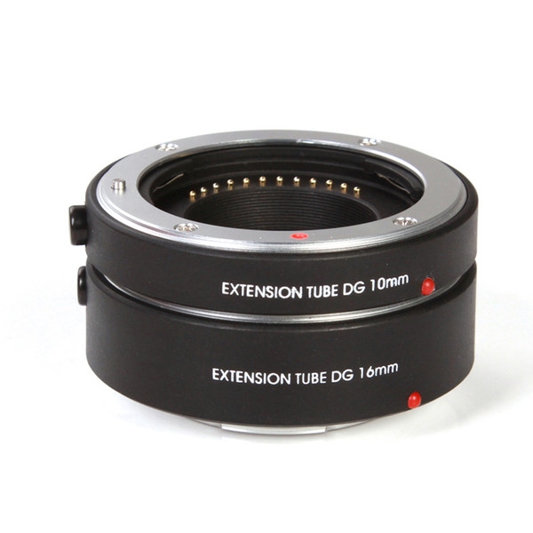 Macro AF Auto Focus Extension Tube 10mm 16mm Set DG For Nikon 1 J1 J2 V1