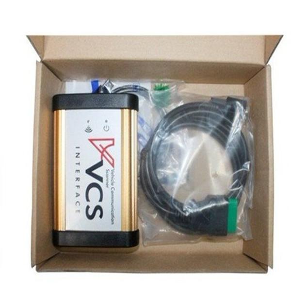 VCS Vehicle Communication Scanner VCS Scanner Interface Compact Diagnostic Partner VCS scanner Wide Range Cars Covered