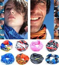 Банданы многофункциональный открытый Велоспорт шарф магия тюрбан солнцезащитный крем для волос бесплатная доставка 1-22 цвет свободный выбор