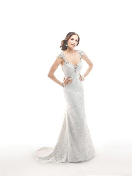 2016 New White Suspenders Sweetheart Mermaid Wedding Dresses Dazzling Crystal Beaded Bridal Wedding Dresses Wedding Dress Sexy Lace Halter