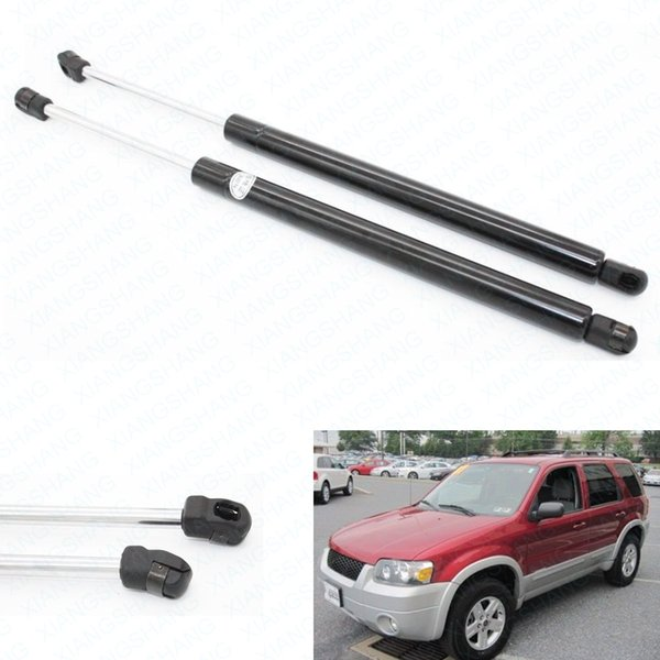 2pcs/set car Pair Auto Rear Window Glass Lift Supports Shocks Struts Fits for 05-07 Mercury Mariner 2001 2002-2007 Ford Escape