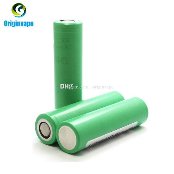 top popular (Ten Compensation For One Fake)!!!Original 25R 18650 Battery 2500MAH 35A Lithium Rechargeable Batteries Using Samsung Cell Free Ship 2021