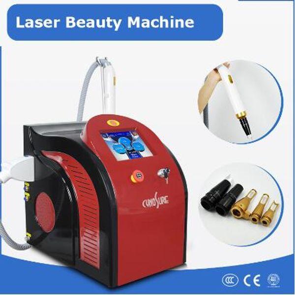 Fabrikpreis !! ND-Yag laser / picosure laser 532nm 1064nm 755nm pico laser / Pikosekundenlaser tattoo entfernung maschine spot / akne entfernung machin