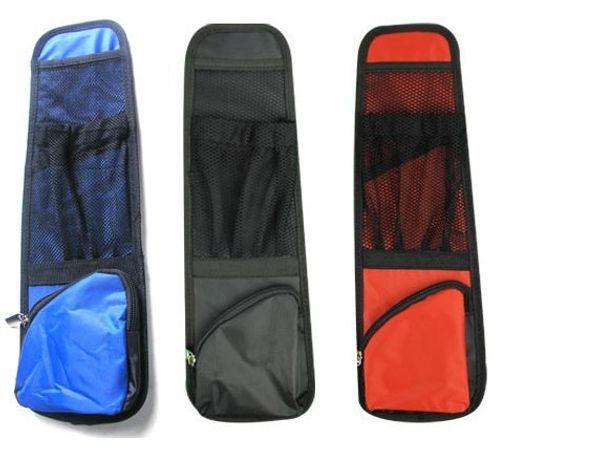 Saco do organizador do assento traseiro do bolso do armazenamento da parte traseira do lado do banco do automóvel impermeável auto