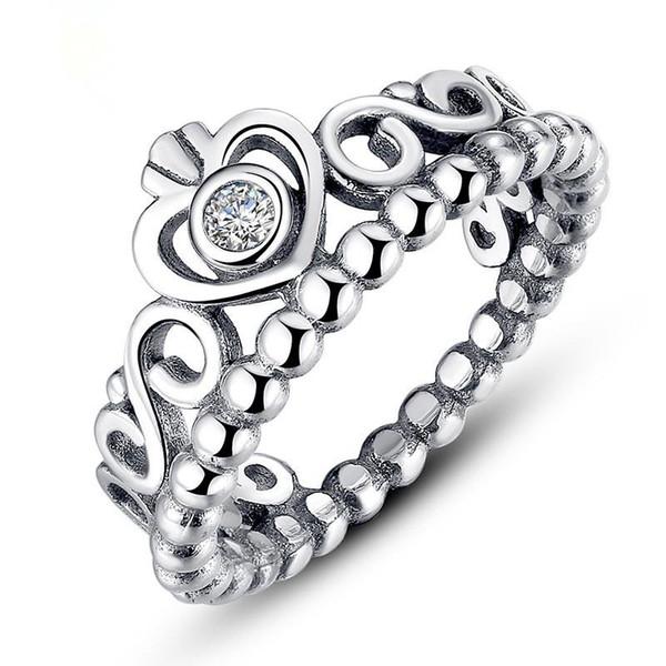 Estremamente 100% 925 anello del nastro pandora per il giorno principessa  IQ44