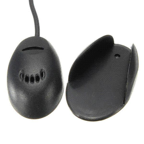 High Quality CS-Y0003 External Microphone Mic For Car DVD Radio Stereo Player Cheap mic screen