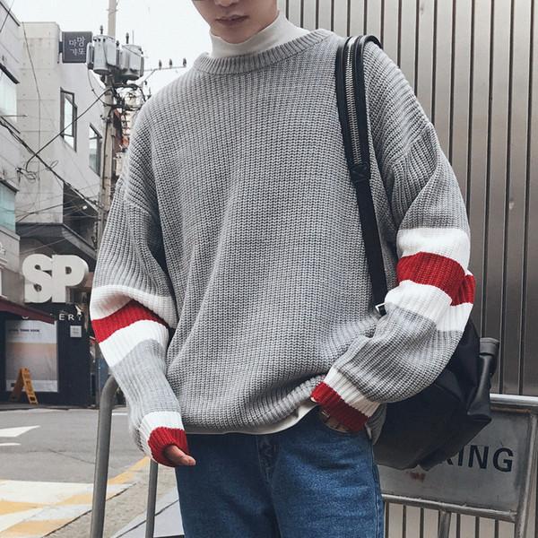 Herren Pullover 2018 Herbst Winter Neue Muster Koreanische