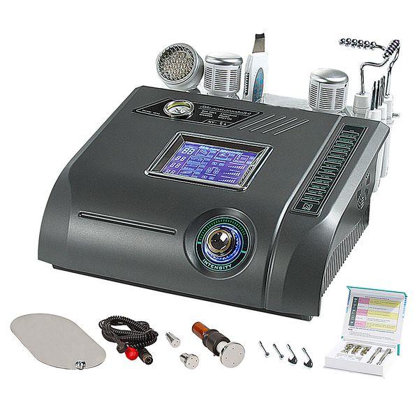 Envío gratis Dispositivo de mesoterapia sin aguja Lifting facial Import Instrumento de electroporación Inicio RF Skin Beauty Equipment
