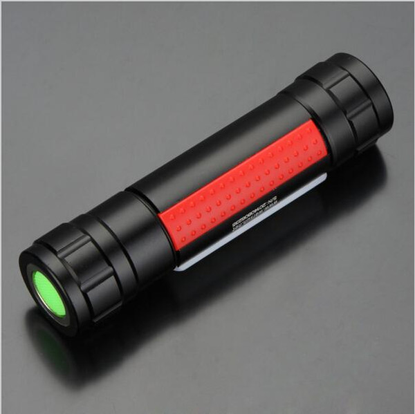 2016 new Q5 500LM LED Flashlight with Pen Clip Wrist Strap Magnet Mini Multifunction Torch for Home Camping Cycling Climbing