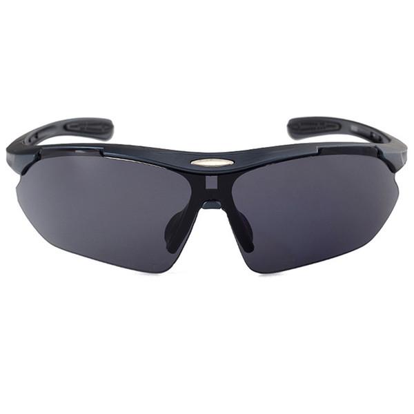 C8 Matte Black Frame Grey Lens
