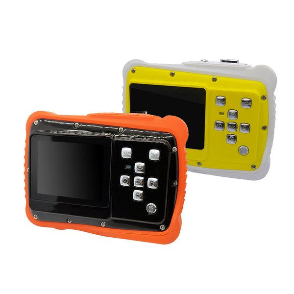 Waterproof 5mp 20 inch lcd hd digital camera children kids waterproof 5mp 20 inch lcd hd digital camera children kids birthday gift camera sports mini camera negle Image collections