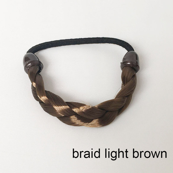 braid Light Brown