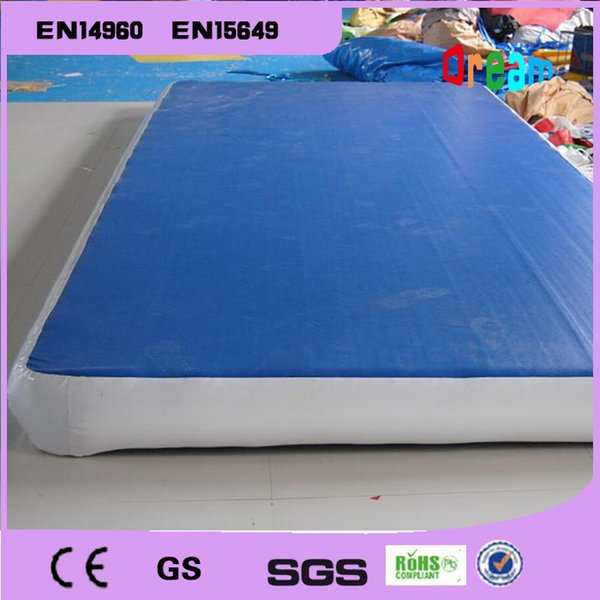Free Shipping!4*1m ,Air Track Gymnastics ,Inflatable Air Mat,Inflatable Track Trampoline