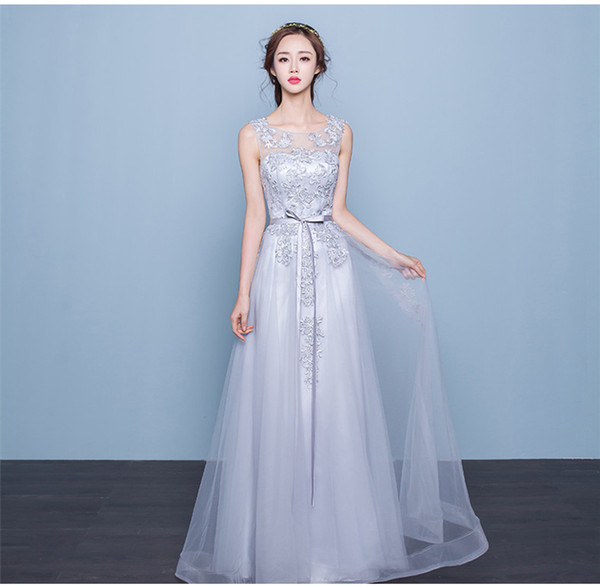 Attractive Korean Prom Dresses Ensign - Womens Dresses & Gowns ...