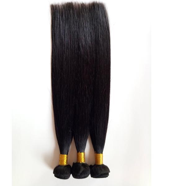 Лучшие продажи человеческих волос бразильский перуанский волос 8-26inch естественный цвет прямые мягкие и гладкие Китай поставщик розничных магазинов