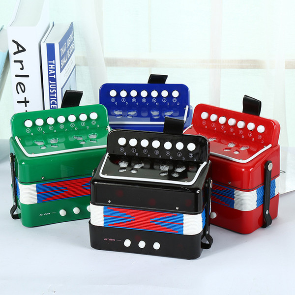 best selling Manufacturers wholesale and retail 7 key 2 bass accordion accordion accordion small children