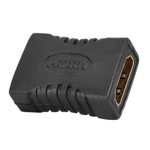 Wholesale 50Pcs/lot HDMI Female To Female Video Connector Coupler Extender Adapter For HDTV HDCP 1080P