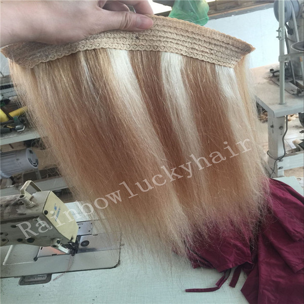 Halo Flip In Human Hair Extensions Hair Extensions No Clips No Glue
