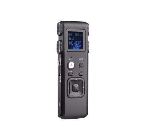 8GB Digital Voice Recorder Mini Recorder Audio Professional recorder 8gb Portable Mp3 Player Dictaphone K3