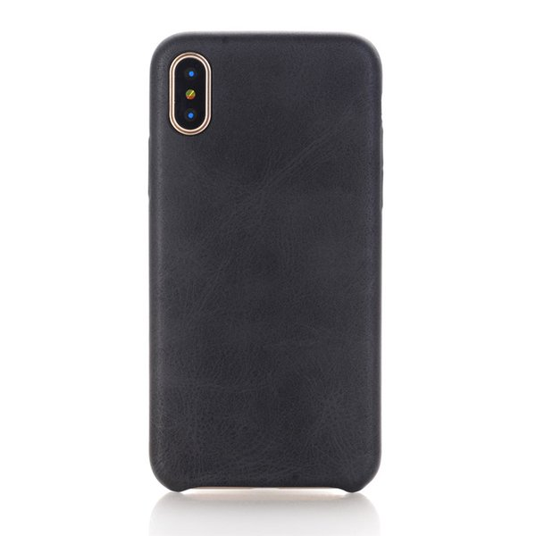 For iPhone X Xs Case Slim Leather CASES ARMOR Shock Proof Fashion Rubber Cover 5.8 inch Easy Pocket Put Carring Classic Hot