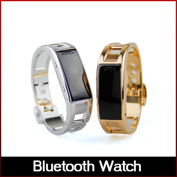 Bluetooth SmartWatch D8 Health Bracelet Wristband Fuel Band for iPhone Samsung Android Phones D8 for lady women smart watch DHL freeshipping
