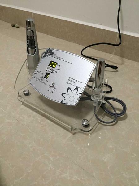 2in1 équipement de mésothérapie sans aiguille portable méso-thérapie anti-rides dispositif vieillissant