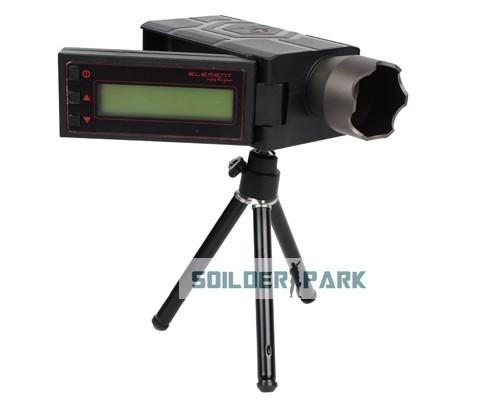 Element E1000 Shooting Chronograph Speed Tester with LCD Dispaly Outdoor Airsoft Hunting Test Equipment with Camera Tripod order<$18no track