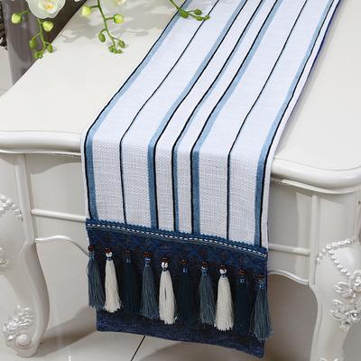 Azul Ángulo plano 230 x 33 cm