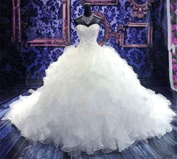 2016 Abiti da sposa Novità da donna formale rosa Quinceanera Pageant Abito da ballo Colore Abiti da sposa vintage Abiti da red carpet