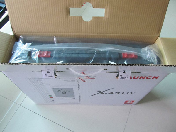 Launch X431 IV Master 100% Original Free Update on Launch Official Website 2 years warranty dhl free car scan tool