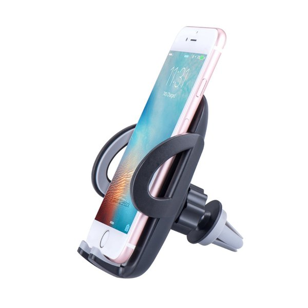 Universal Air Vent Car Mount Mobile Phone Holder for iPhone 7 6 5S 5C for Samsung Galaxy S7 S6 S5 S4