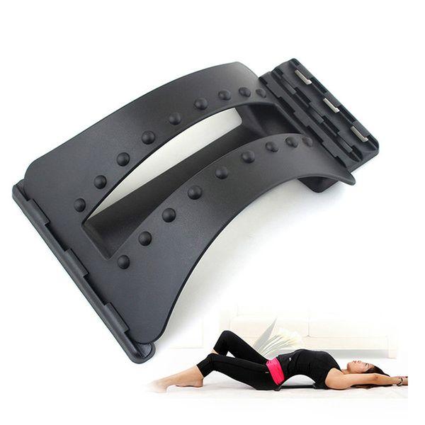 Массаж спины Magic Stretcher Фитнес-оборудование Stretch Relax Mate Растяжитель поясничного отдела позвоночника Хиропрактика