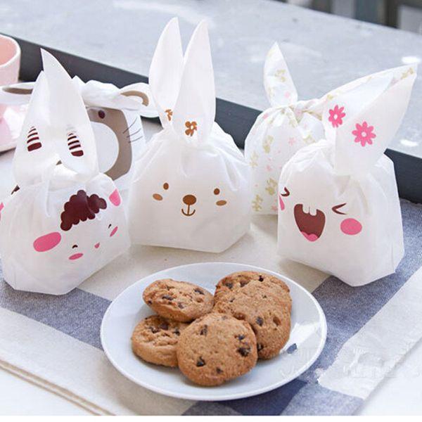 baking cookies packing bag candy sweet food packing bread bag gift bag mini cute paper bag 100pcs/lot
