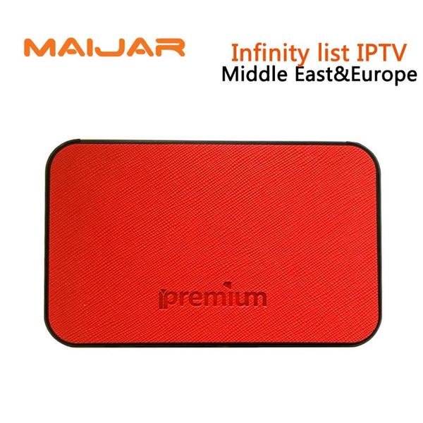 Купить Оптом Хороший Infinity Iptv Уникальный Iptv Media Pro Для Европы И  Ближнего Востока