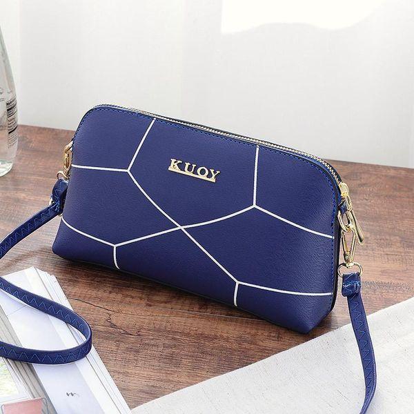 2017 Luxury Handbags Women Bags Designer Shoulder Bag Stylish Simple Solid Color Lattice Women Messenger Bags Pu High Quality Tote