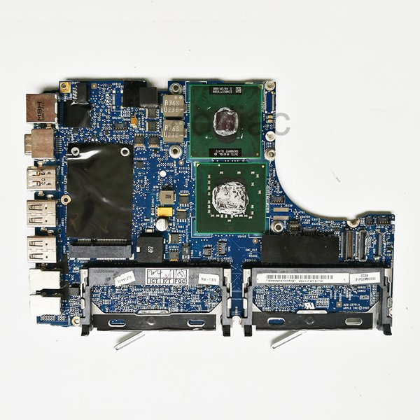 """Motherboard Logic Board For Apple Macbook 13"""" A1181 CPU 2.4GHz T8300 P/N 820-2279-A 2007 Year"""