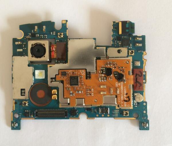 100% work Original Unlocked Working For LG Google Nexus 5 D821 16GB Motherboard & Free Shipping