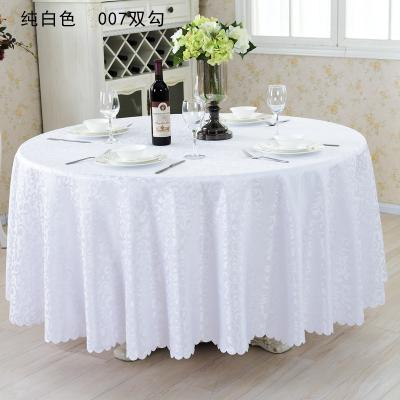 """best selling 126""""Table cloth Table Cover round for Banquet Wedding Party Decoration Tables Satin Fabric Table Clothing Wedding Tablecloth Home Textile"""