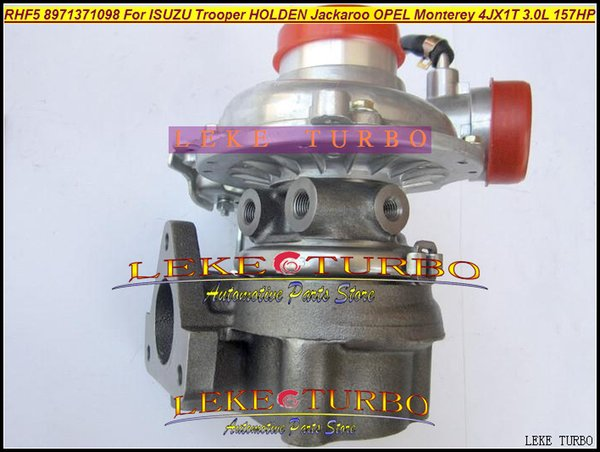 RHF5 8971371093 8971371094 8971371095 Turbo Turbocharger For ISUZU Trooper Jackaroo 99-04 For OPEL Monterey 98- 3.0L 4JX1T 3.0L