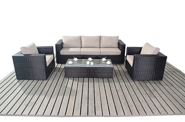 Rattan sofa balkon  outdoorproducts88 toptan Rattan Hasır koltuk kanepe tablo ...