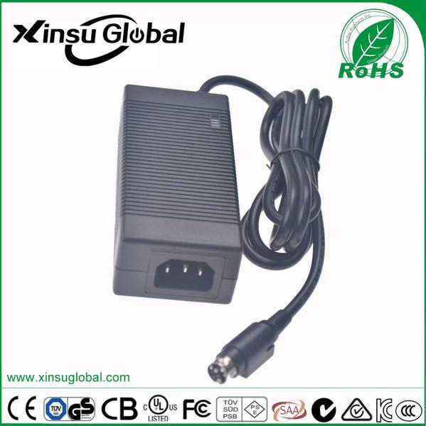 UE AU USA Connecteurs JP CCC Adaptateur secteur 24V 2.5A pour imprimante 60950 de haute qualité