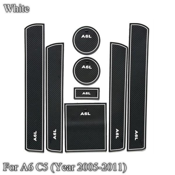 Белый для старых A6 C6