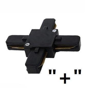 + Connettore (guscio bianco / nero)