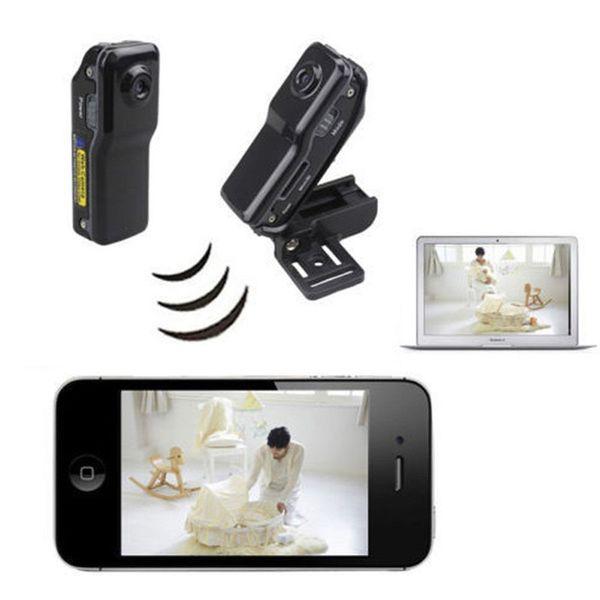 32GB WiFi IP Camera Mini DV Wireless IP Camera Portable Security Survellance Camcorder Video Recorder Mini DVR NEW MD80 MD81S