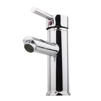 Free shipping New Designed basin tap Brass faucet Bathroom Sink Lavatory Basin Faucet / mixer tap single Handel one hole