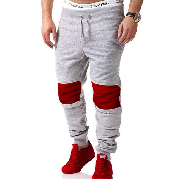 authentic quality lower price with exclusive range 2019 Wholesale NEW Sport Jogging Pants Men COTTON Pantalons Chandal Homme  Hombre Pants Sweat Sweatpants Jogger Harem Pants Men Pantacourt Homme From  ...